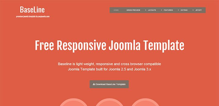 See our list of best #free #Joomla templates for #portfolio websites!