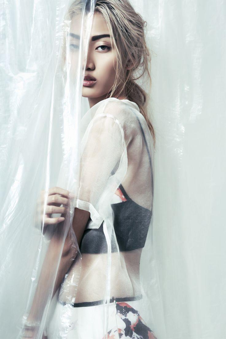 Zeline (TheATeam) // make up Niken Nikula // styling Michelle Halim // wardrobe KAI // photographer Sharon Angelia
