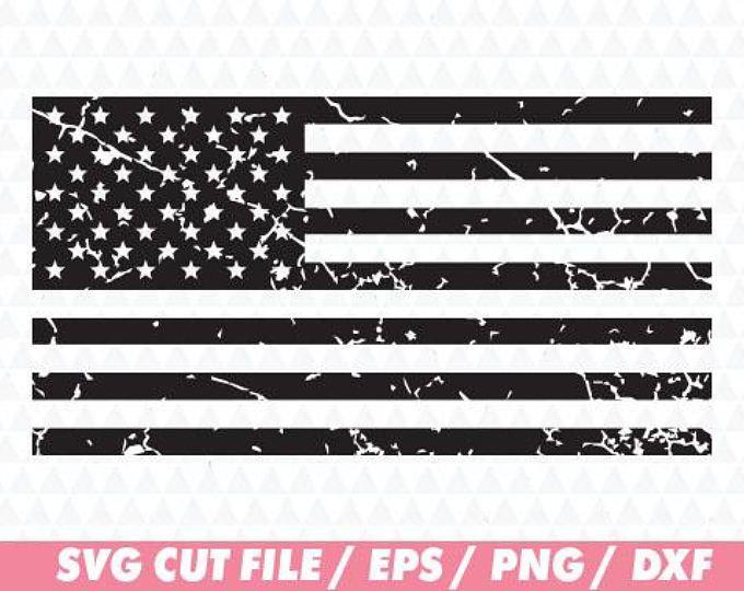American Flag Svg Distressed Flag Distressed Svg Distressed Flag Svg American Flag Cricut Flag Svg Flag Cric Svg Cricut Projects Beginner Distressed Flag