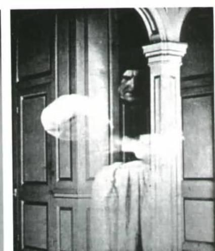 Abbey monk ghost picture