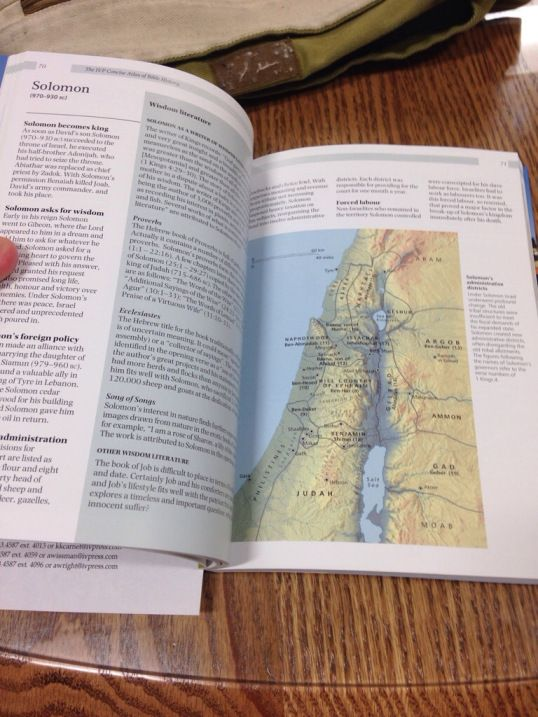 """IVP Concise Atlas of Bible History:""""an absolute gem in visualizing the geographical narrative of Scripture."""" @Joel Watts"""