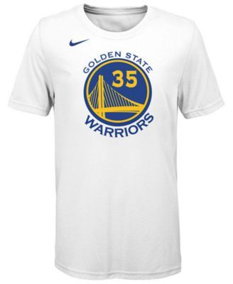 Nike Stephen Curry Golden State Warriors Icon Name \u0026 Number T-Shirt, Big  Boys (8-20) - White S