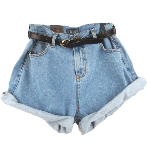 High Wasted Vintage Shorts