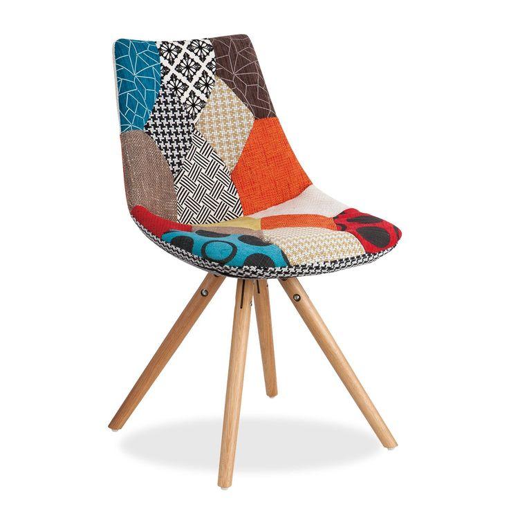 1000 ideas sobre sillas tapizadas en pinterest sillas for Sillas comedor tapizadas tela
