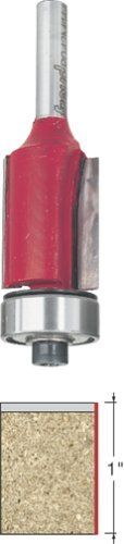 Freud 42080 78Inch Diameter 2Flute Flush Trimming Router Bit with 14Inch Shank Style 78Inch Diameter 2Flute Flush Trimming Router Bit with 14Inch Shank Model 42080 ** Click on the gardening image for additional details.