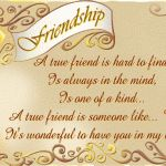 Wallpapers of Friendship Day