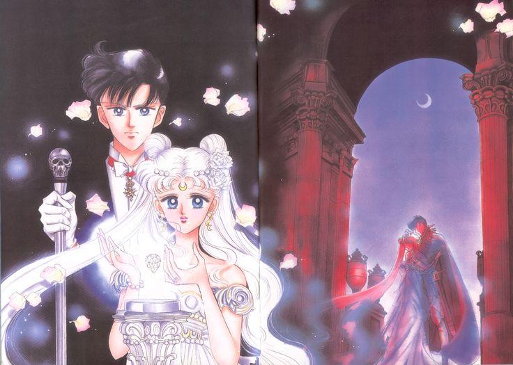 Princess Serenity prayer #sailormoon #anime #geek