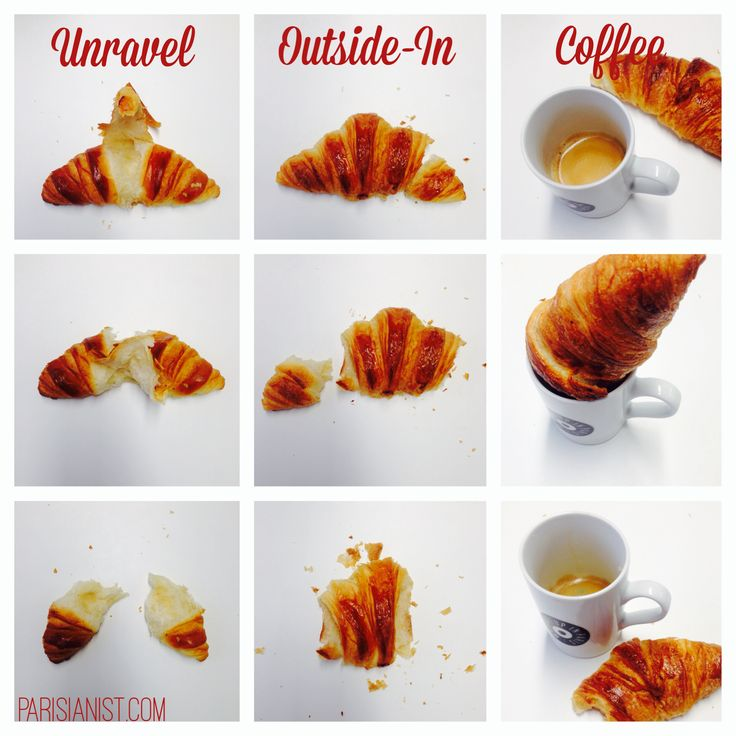 3 Ways To Eat A Croissant Like A Parisian. www.parisianist.com