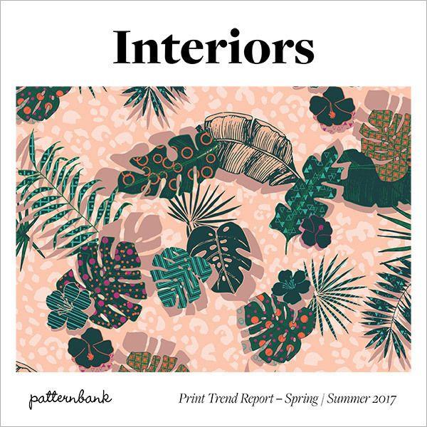 61453083 329831 interiors print pattern trend report spring summer 2017