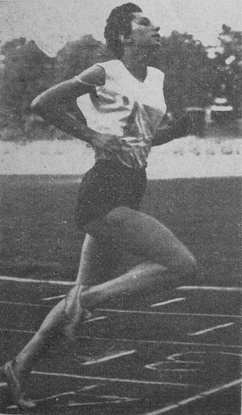 Irena Szewinska - Between 1964 and 1980 she participated in five Olympic Games, winning seven medals, three of them gold. She also broke six world records and is the only athlete (male or female) to have held a world record in the 100 m, 200 m and the 400 m events. She also won 13 medals in European Championships.