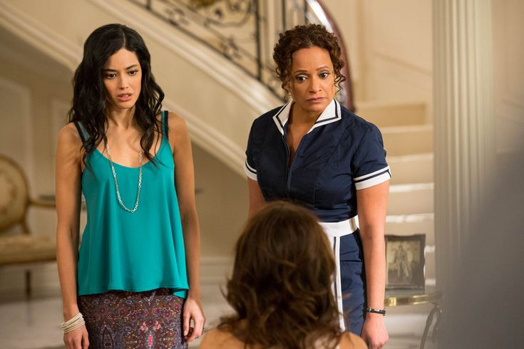 Devious Maids Season 2 Spoilers: Carmen Feels Threatened by an Old Flame