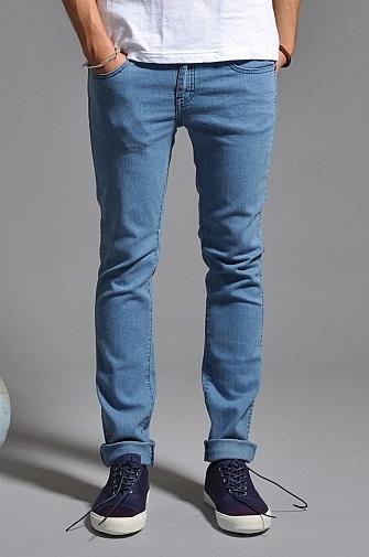 Dr Denim Snap Jeans Retro Blue