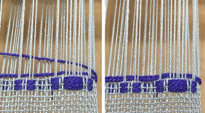 Monk's Belt Weaving Tutorial