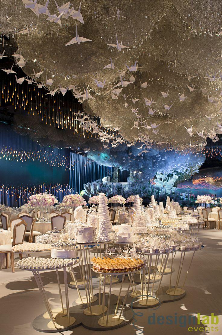LUCID DREAM - Wedding Setup, 2nd Jan 2014, Dubai. Dessert station.# Wedding Design