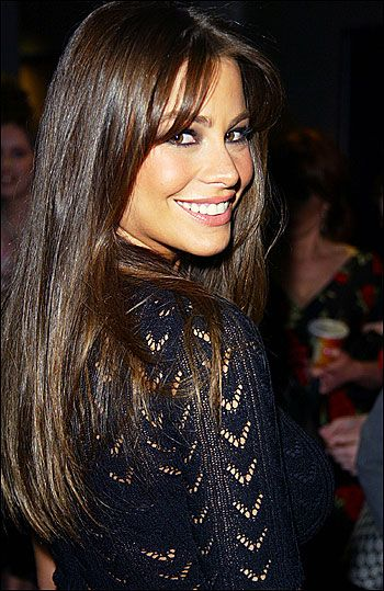 Sofia Vergara On Being Confused For Son's Girlfriend: I love that!