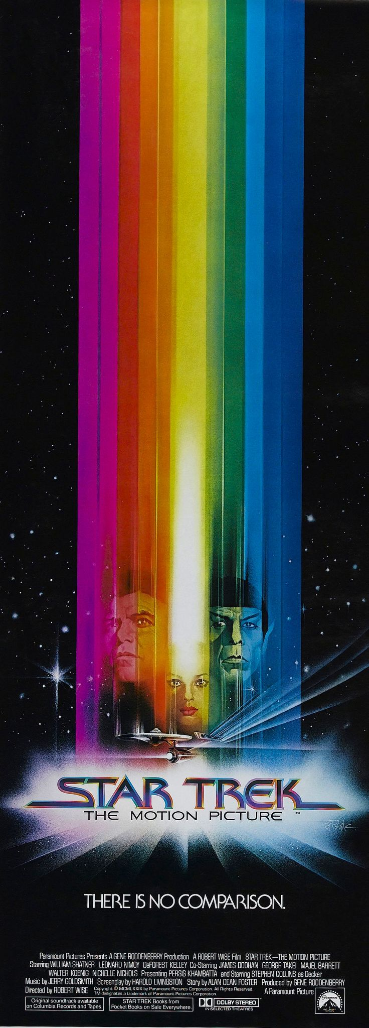 ST TOS was cancelled in 1969, after only 3 years. NBC thought that was the end of it. It took 9 years, but us Trekkies finally won. I felt a smug feeling of triumph, as we walked into the theater to see this movie back in '79.  I still feel like the fans really stuck it to NBC!!