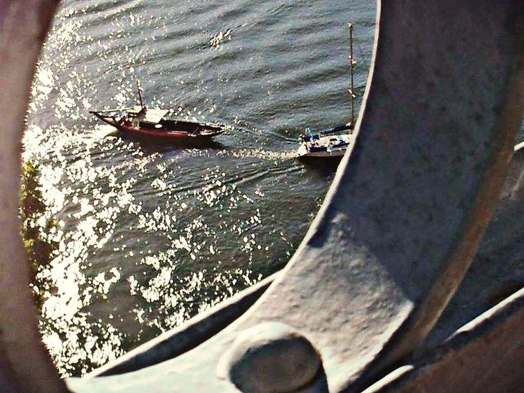 Barco Rebelo , Ponte D.Luis