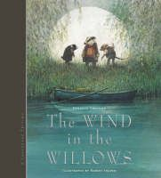 The Wind in the Willows - Kenneth Grahame. Told in Grahame's glorious prose, the story follows Mole, Ratty and Badger as they live a life of picnics and fun. Until, that is, they decide to help Toad mend his reckless ways. Prison breaks and car chases ensue, culminating in a battle for Toad Hall. A Tom Sawyer-esque tale of friendship and moral growth.