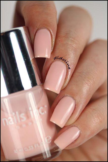 Nails Inc - Elizabeth Street   #nails #nailpolish #polish #nailsinc #elizabethstreet #didoline #didolinesnails @Nails Brawler inc