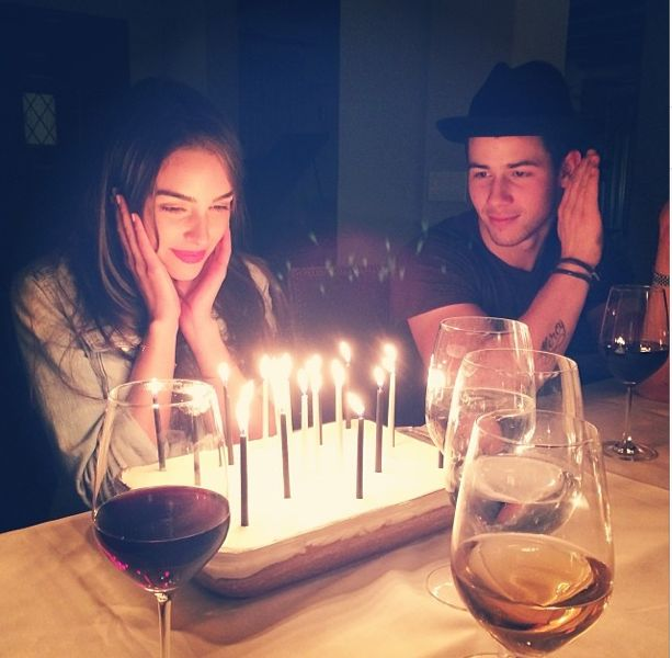 Nick Jonas, Girlfriend Olivia Culpo Dating 2014: Former Jonas Brother Celebrates Miss America 2012 Birthday, Instagram PICTURE