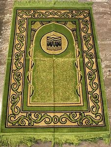 Islamic Prayer Clothes | New Turkish Islamic Prayer Rug Mat - Namaz Salat Musallah - Sejadah ...