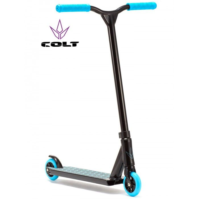 Blunt COLT Complete Scooter - Blue - Rollers.hu