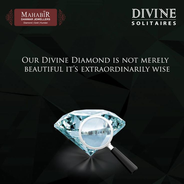 Divine Solitaire Co-Branding with Mahabir Danwar Jewellers