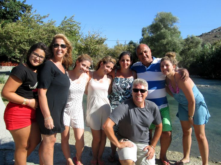 Road trip 'Beaches of the South: Road to Preveli': a guide and his great travelers from Israel