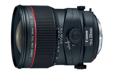Canon TS-E 24mm f/3.5L II | Canon Online Store