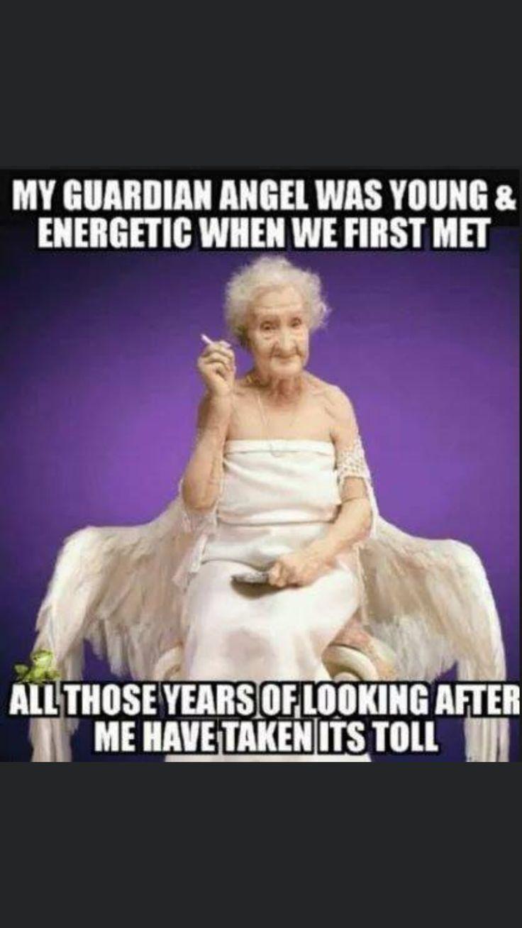Pin by Dusty Palumbo on Memes in 2020 My guardian angel