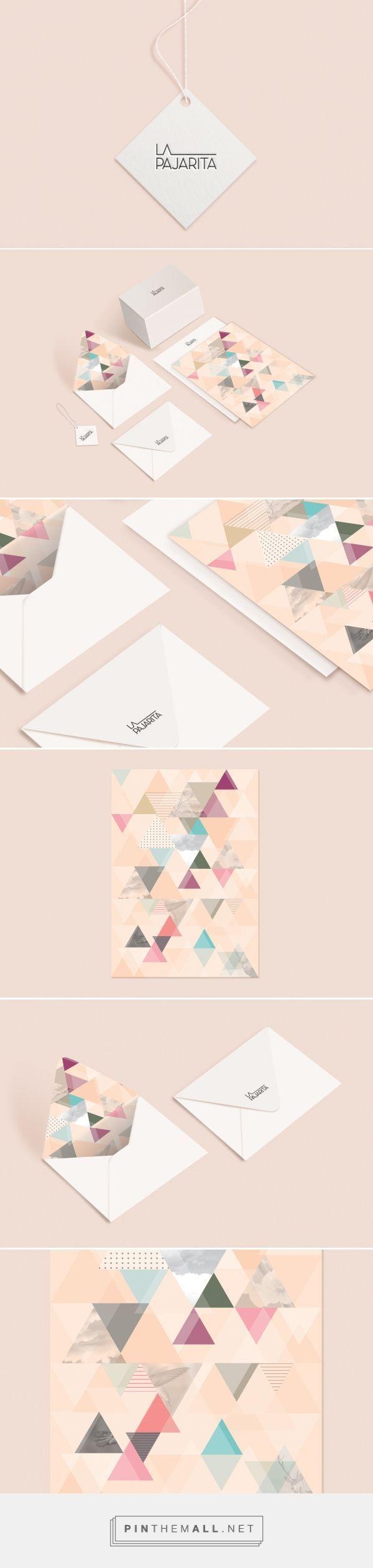 La Pajarita Branding by Maria Hdez on Behance | Fivestar Branding – Design and Branding Agency & Inspiration Gallery fivestarlogo.com/