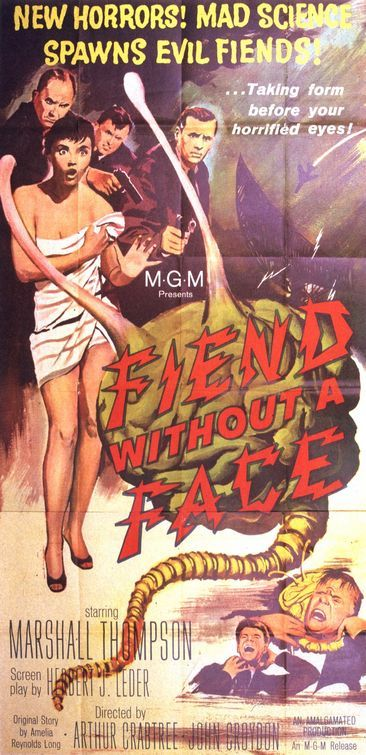 1950s Sci-Fi Movies | Fiend Without a Face