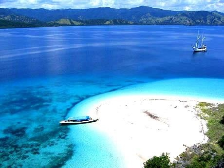 Gilli Islands, Indonesia