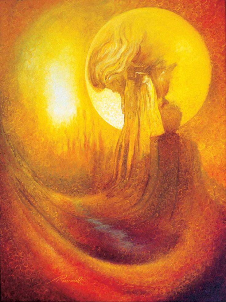 Freydoon  BRassouli Serenity of the Sun