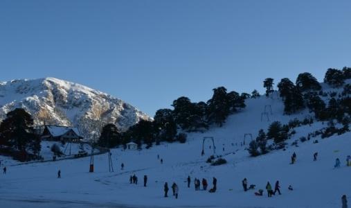 Αθλητικό Χιονοδρομικό Κέντρο Ζήριας