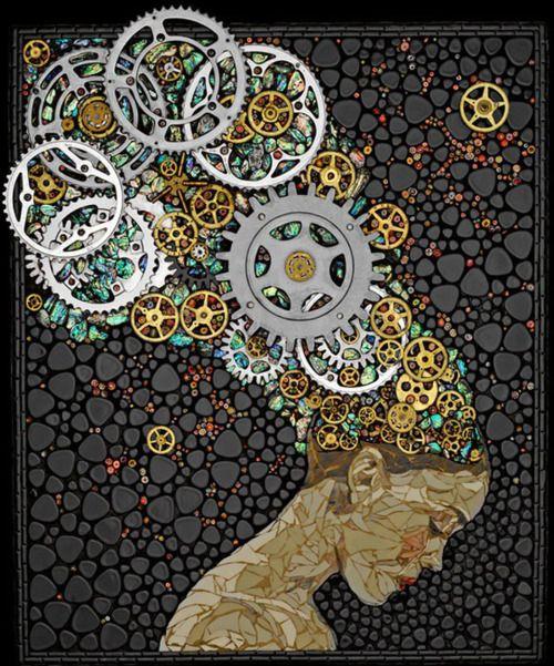 Laura Harris – Gear Mosaics