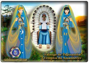 Falange - Tupinambá - Templos do Amanhecer