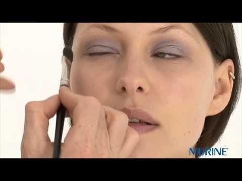 """Make Up Cosmetics Master Class-""""Feline Eyes"""" with Emma Willis - YouTube"""
