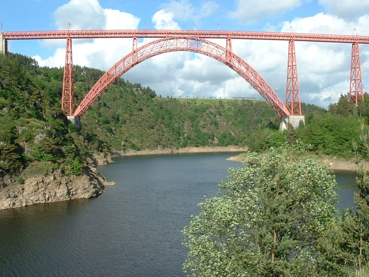 Garabit Viaduct, Auvergne, France