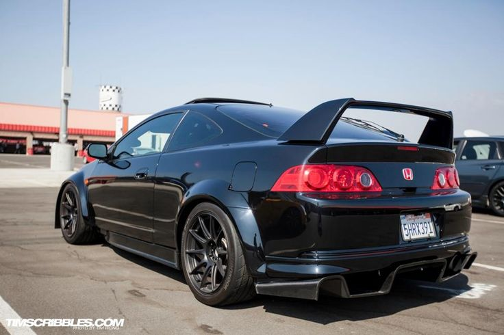 Acura Rsx Wide Body Kit | galleryhip.com - The Hippest Galleries!