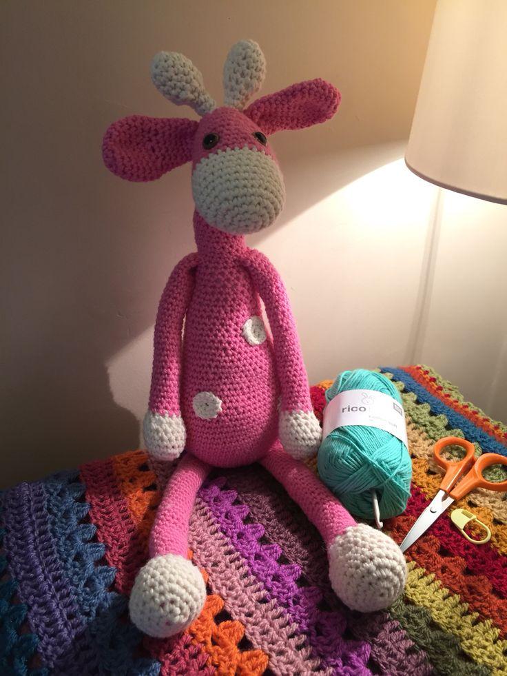 Geraldine Giraffe #kornflakestew