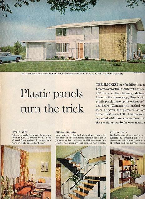 1960 Better Homes By SportSuburban, Via Interior Design 2012