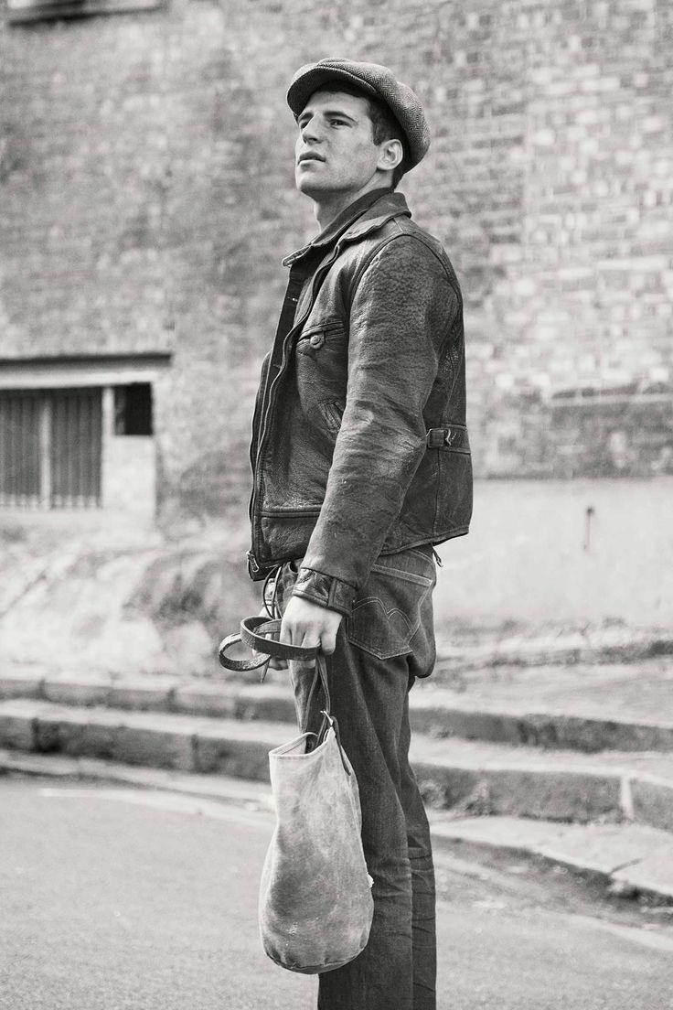 Levi's Vintage Clothing Metropolis Collection