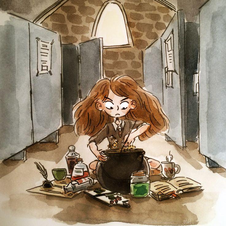 Michelle Hiraishi´s wonderful illustrations!!!