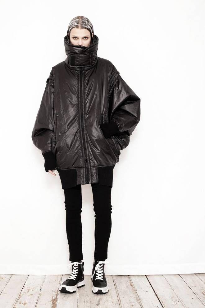 Puffer coat--masahiko maruyama 2015AW