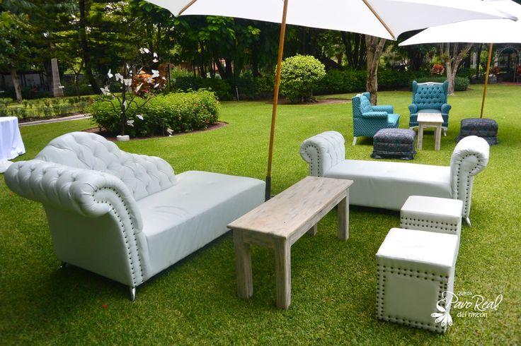 Mejores 15 imágenes de Salas lounge en Pinterest | Pavo real, Bodas ...