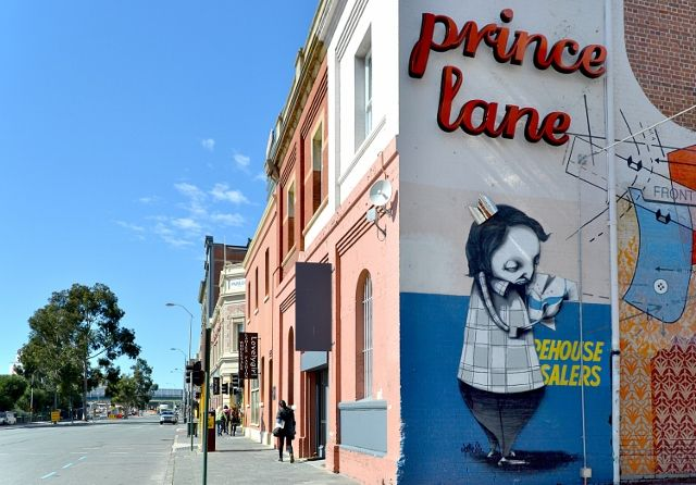 The lost giant - Prince Lane 2012, by Stormie Mills