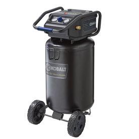 Kobalt 1 8 Hp 20 Gallon 150 Psi 120 Volt Vertical Electric