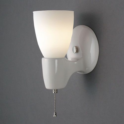 justice design group ovalesque singlearm wall sconce