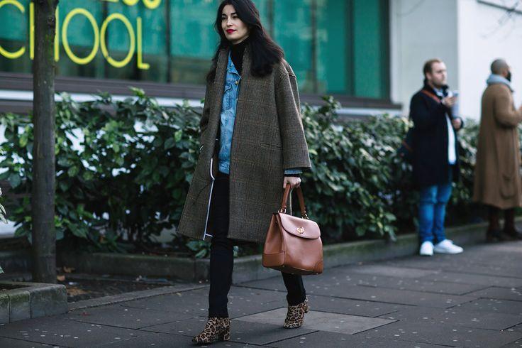 Streetstyle на Неделе мужской моды в Лондоне. Часть 1 | Мода | STREETSTYLE | VOGUE